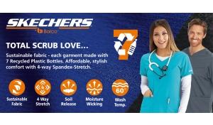A Look At Skechers Scrubs