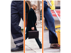 The Benchmark Trousers Collection