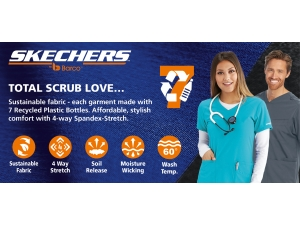 A Look At Skechers Scrubs