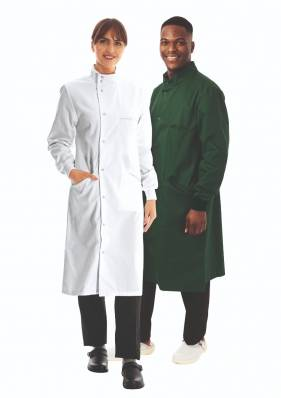 Howie Lab Coat - EEHWC