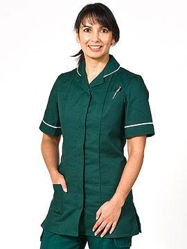 LAIRT Round Collar Nursing Tunic
