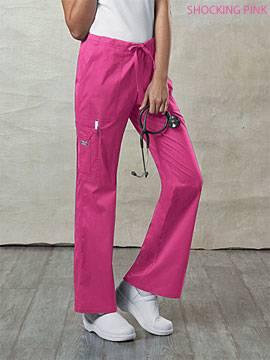 Cherokee Premium Core Stretch 4044 Petite Female Cargo Trousers