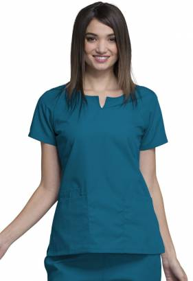 Cherokee 4824 Female Round Neck Top