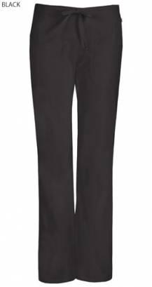 Cherokee Code Happy 46002AB Female Regular Mid Rise Drawstring Trouser - Certainty Plus