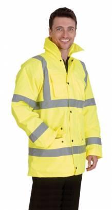 UC803 Hi-Viz Road Safety Jacket