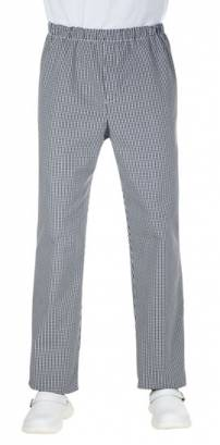 CT0196 Unisex Gingham Chef's Trouser