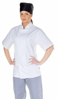 CICJ0193 Unisex Short Sleeve Classic Chef's Jacket