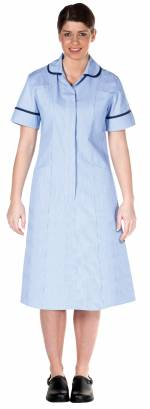 DVDDR Striped Nursing Dress