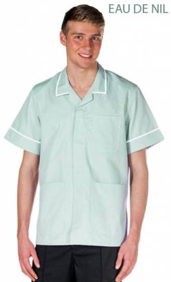 Philip Male Striped Healthcare Tunic K716