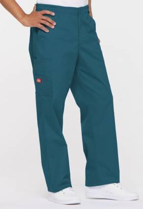 Dickies 81006 Men's Zip Fly Pull-On Trouser - Regular