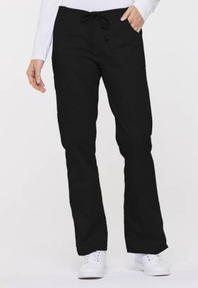 Dickies  86206 Drawstring Cargo Scrub Trousers