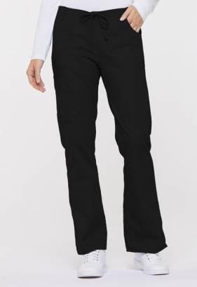 Dickies 86206 Mid Rise Drawstring Cargo Trouser - Petite