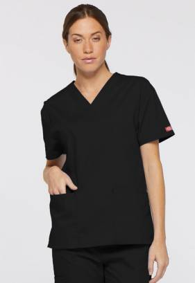 Dickies 86706 V-Neck Top