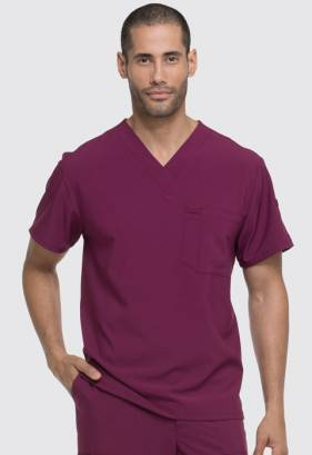 Dickies DK635 Male V-Neck Top