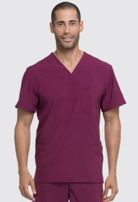 Dickies DK645 Male V-Neck Top