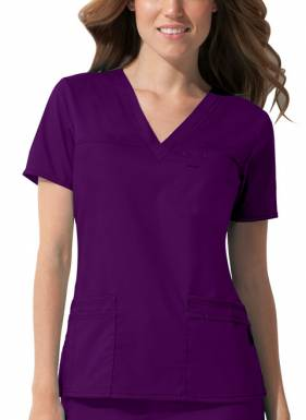 Dickies 817455 Youtility V-Neck Top