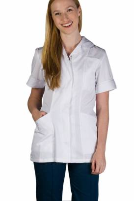 Nursing Tunic with Epaulette bars DVDTR