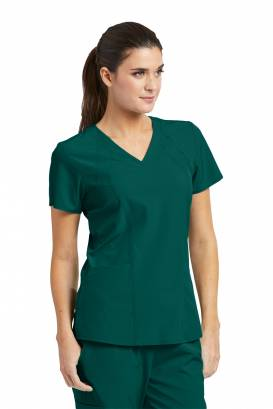 Barco One Ladies Scrub top 5106