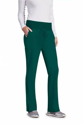 Barco One Ladies mid rise pant 5206 - Tall