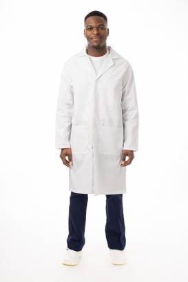 Men's Lab Coat - EEUNC