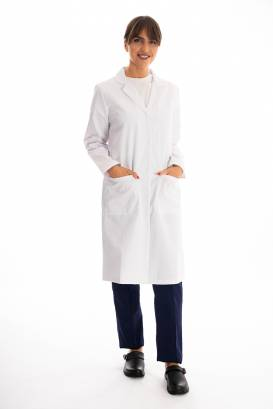 Women's Lab Coat - EEWMC