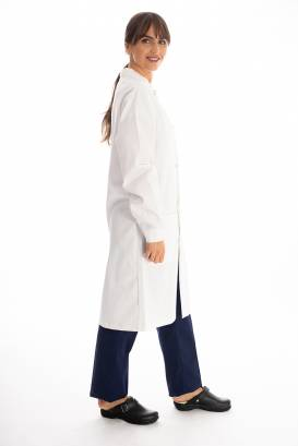 Flame Retardent Lab Coat - EEFRLC