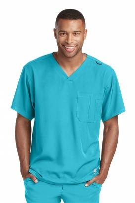Skechers Structure Crossover Scrub Top SK0112