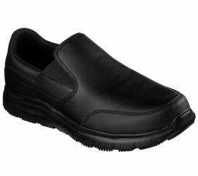 Skechers Flex Advantage SR Bronwood Male Slip-On Shoes 77071EC