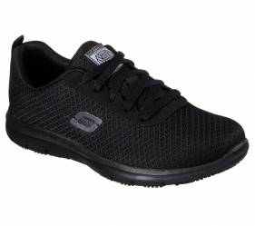 Skechers Ghenter Bronaugh Female Safety Trainers 77210EC