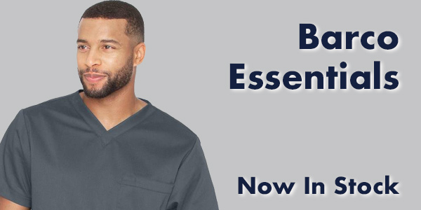 Barco Essentials - Affordable New Scrubs