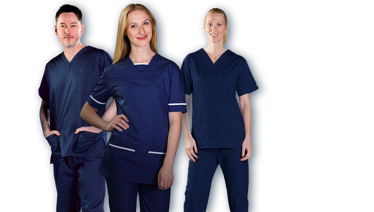 Work in Style Nursing Scrubs