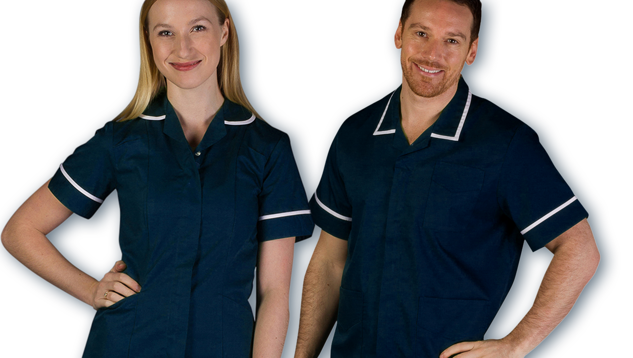 Work in Style Nursing Tunics