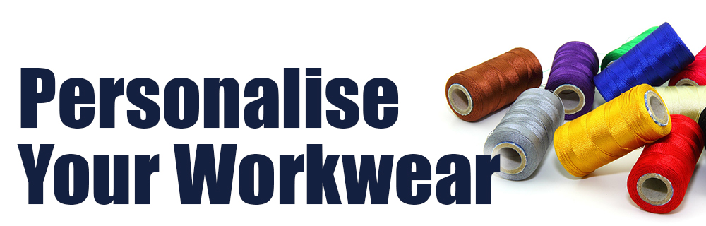 Personalise Your Workwear