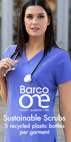Barco One Sustainable Scrubs