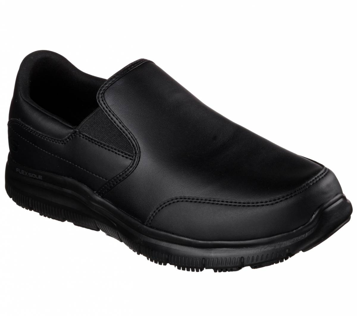 Skechers Flex Advantage Slip-On Work Shoes